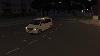 Screenshot1 - OMSI 2 Add-on Downloadpack Vol. 1 - AI-vehicles