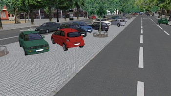 Screenshot2 - OMSI 2 Add-on Downloadpack Vol. 1 - AI-vehicles