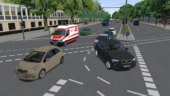 Screenshot3 - OMSI 2 Add-on Downloadpack Vol. 1 - AI-vehicles