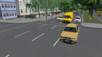 Screenshot5 - OMSI 2 Add-on Downloadpack Vol. 1 - AI-vehicles