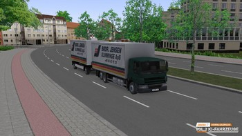 Screenshot10 - OMSI 2 Add-on Downloadpack Vol. 2 - AI-Vehicles