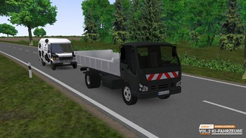 Screenshot2 - OMSI 2 Add-on Downloadpack Vol. 2 - AI-Vehicles