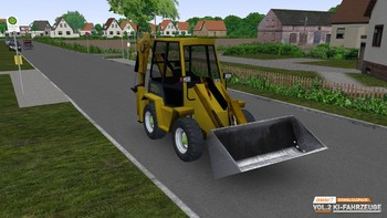 Screenshot3 - OMSI 2 Add-on Downloadpack Vol. 2 - AI-Vehicles