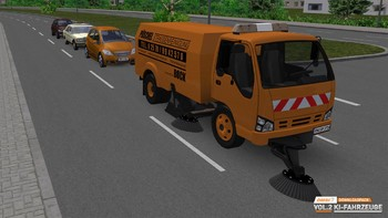 Screenshot4 - OMSI 2 Add-on Downloadpack Vol. 2 - AI-Vehicles