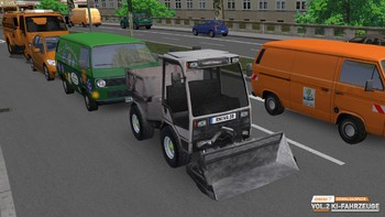 Screenshot6 - OMSI 2 Add-on Downloadpack Vol. 2 - AI-Vehicles