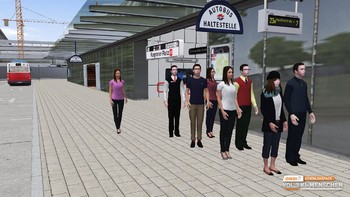Screenshot10 - OMSI 2 Add-on Downloadpack Vol. 3 - AI People