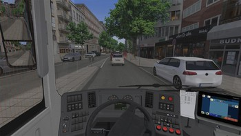 Screenshot2 - OMSI 2 Add-on HafenCity - Hamburg modern