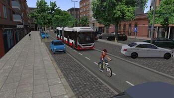 Screenshot3 - OMSI 2 Add-on HafenCity - Hamburg modern