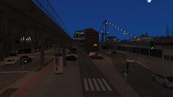 Screenshot4 - OMSI 2 Add-on HafenCity - Hamburg modern