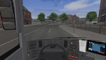 Screenshot7 - OMSI 2 Add-on HafenCity - Hamburg modern
