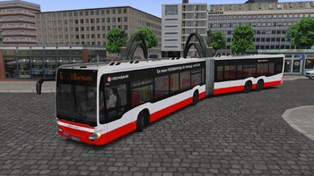 Screenshot10 - OMSI 2 Add-on Hamburg Buses