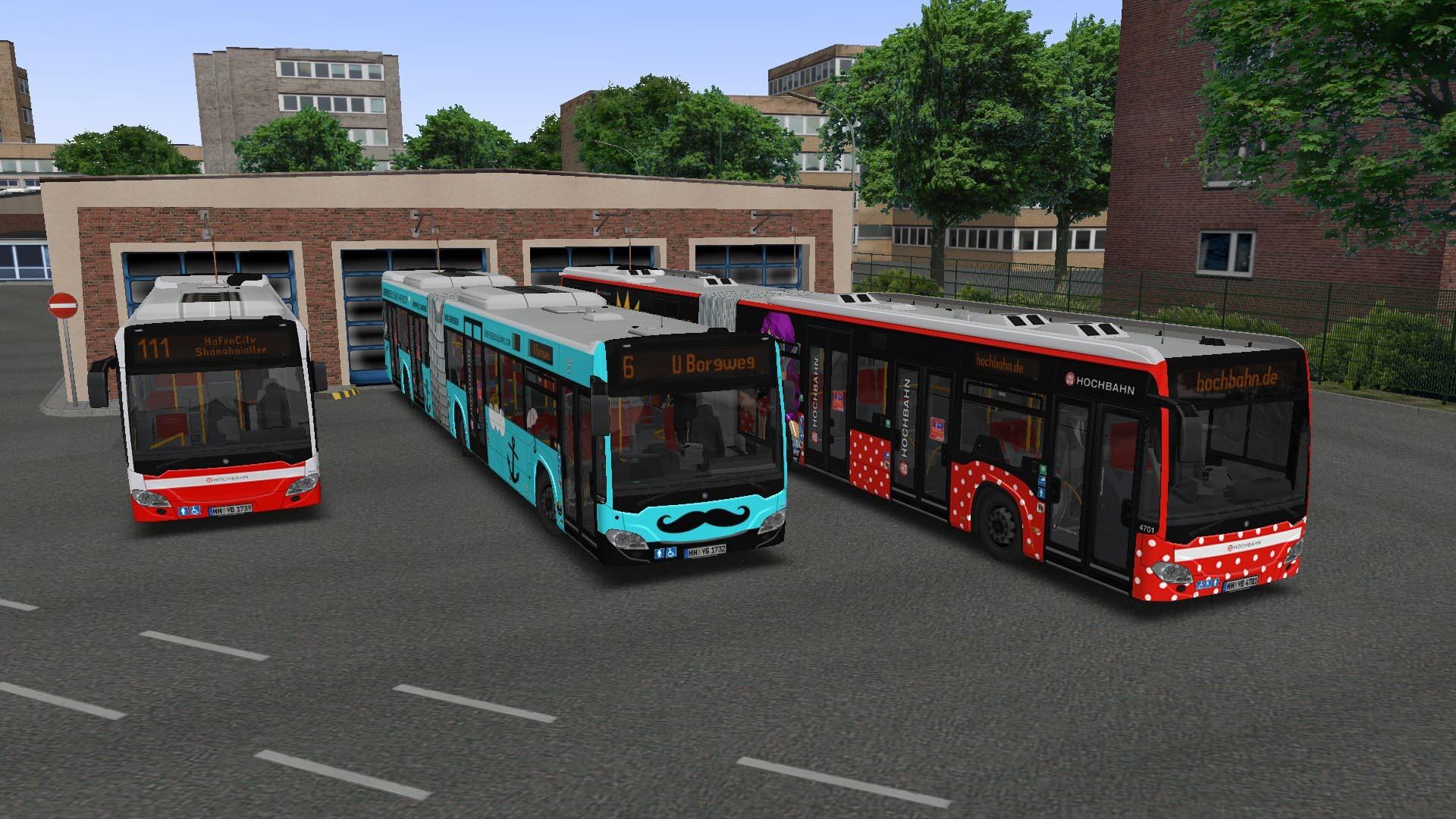 Omsi 2 Bus Game