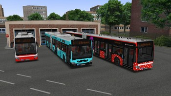 Screenshot2 - OMSI 2 Add-on Hamburg Buses