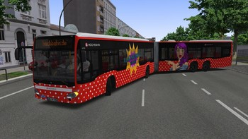 Screenshot7 - OMSI 2 Add-on Hamburg Buses