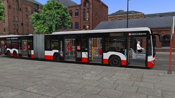 Screenshot9 - OMSI 2 Add-on Hamburg Buses