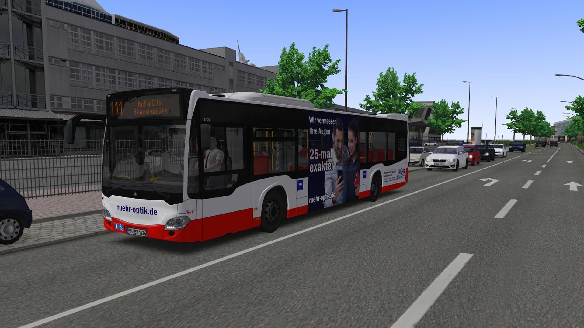 OMSI 2 Add-on Hamburg Buses [Steam CD Key] for PC - Buy now