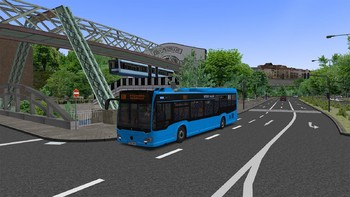 Screenshot1 - OMSI 2 Add-On Wuppertal