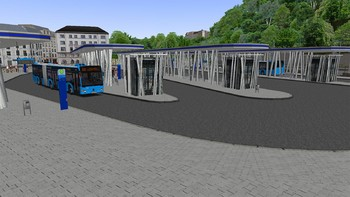 Screenshot2 - OMSI 2 Add-On Wuppertal