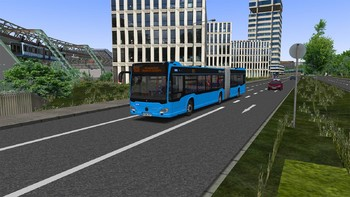 Screenshot4 - OMSI 2 Add-On Wuppertal