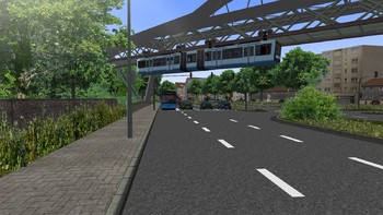 Screenshot5 - OMSI 2 Add-On Wuppertal