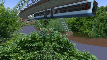 Screenshot9 - OMSI 2 Add-On Wuppertal