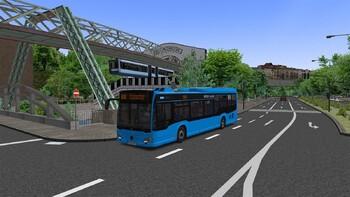 Screenshot1 - OMSI 2 Add-On Wuppertal