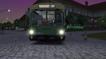 Screenshot3 - OMSI 2 Add-on City Bus O305