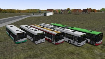 Screenshot10 - OMSI 2 Add-on Urbino Citybus Series