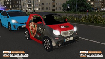 Screenshot6 - OMSI 2 Downloadpack Vol. 4 - AI-Vehicles