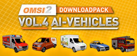 OMSI 2 Downloadpack Vol. 4 - AI-Vehicles