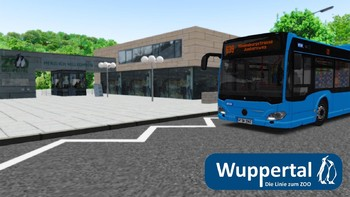 Screenshot1 - OMSI 2 Add-On Wuppertal Buslinie 639