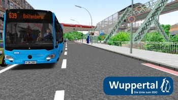 Screenshot3 - OMSI 2 Add-On Wuppertal Buslinie 639