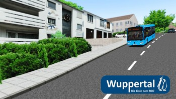 Screenshot4 - OMSI 2 Add-On Wuppertal Buslinie 639