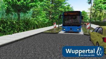 Screenshot2 - OMSI 2 Add-On Wuppertal Buslinie 639