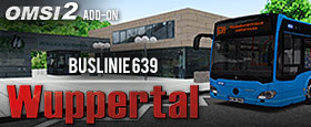 OMSI 2 Add-On Wuppertal Buslinie 639