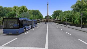 Screenshot1 - OMSI 2 Add-On München City
