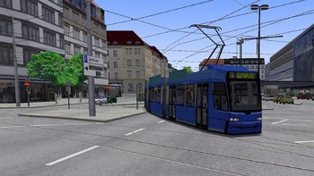 Screenshot2 - OMSI 2 Add-On München City