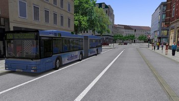 Screenshot4 - OMSI 2 Add-On München City