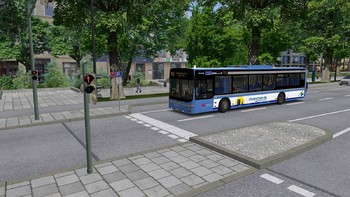 Screenshot6 - OMSI 2 Add-On München City