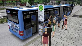 Screenshot9 - OMSI 2 Add-On München City