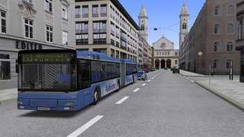 Screenshot7 - OMSI 2 Add-On München City