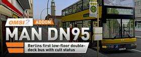 OMSI 2 Add-on MAN DN95