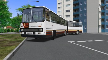 Screenshot1 - OMSI 2 Add-On Regiobus i200