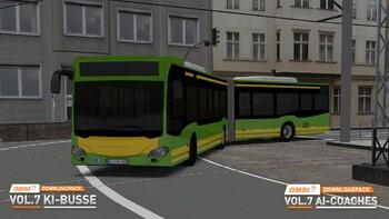 Screenshot2 - OMSI 2 Downloadpack Vol. 7 - KI-Busse