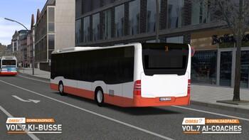Screenshot4 - OMSI 2 Downloadpack Vol. 7 - KI-Busse