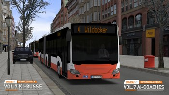 Screenshot6 - OMSI 2 Downloadpack Vol. 7 - KI-Busse