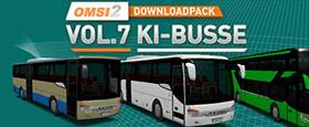 OMSI 2 Downloadpack Vol. 7 - KI-Busse