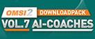 OMSI 2 Downloadpack Vol. 7 - AI Coaches