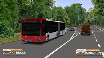 Screenshot1 - OMSI 2 Downloadpack Vol. 7 - AI Coaches