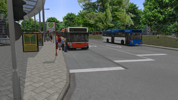 Screenshot2 - OMSI 2 Add-on Hamburg - Day & Night